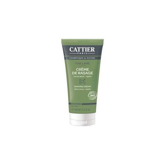 Crema de afeitar Cattier, 150 ml