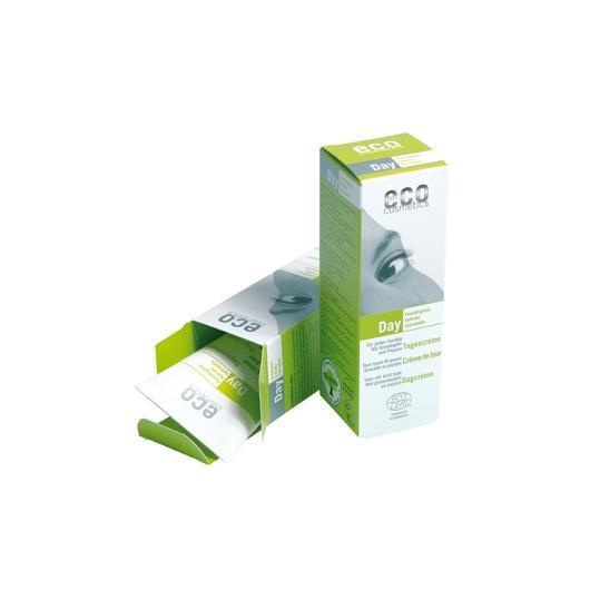 Crema facial nutritiva Noche granada - ginseng, EcoCosmetics 50ml