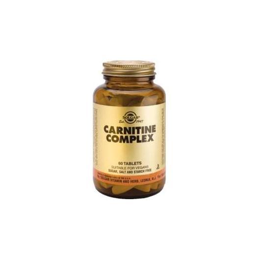 Carnitina Complex Solgar 60 compresse