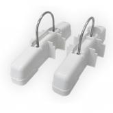 Accessoro per emissori termici Kit base di appoggio