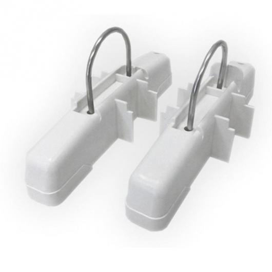Accesorio para emisores térmicos Kit bases de apoyo