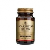 L-Carnitina 500 mg Solgar