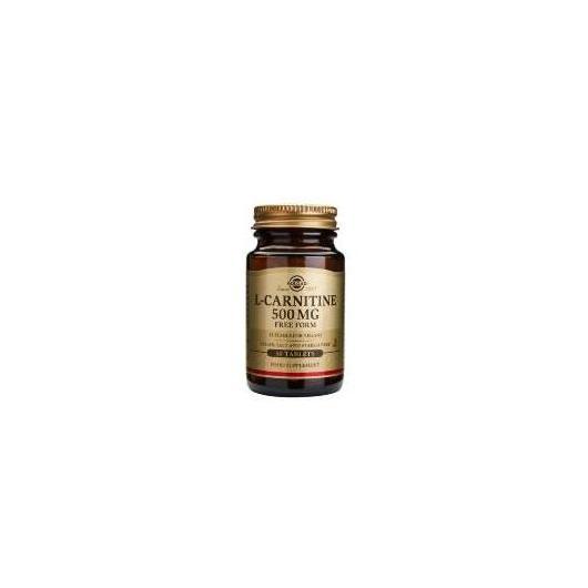 L-Carnitina 500 mg Solgar