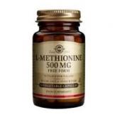 Solgar L-methionine 500mg 30 capsules