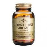 L-Ornitina Solgar 500 mg 50 capsule