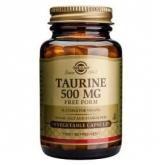 Solgar Taurina 500 mg 50 cápsulas