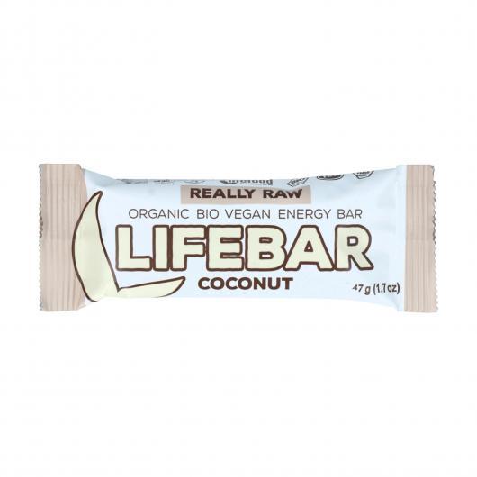 Barretta Lifebar Bio Cocco Lifefood, 47 g