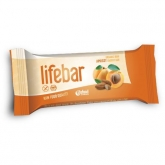 Barrita Lifebar Bio Albaricoque Lifefood, 47 g
