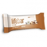 Barrinha Lifebar Bio Nozes do Brasil Lifefood, 47 g