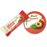 Barrita Lifebar Plus Bio Nueces de Brasil y Guaraná Lifefood, 47 g