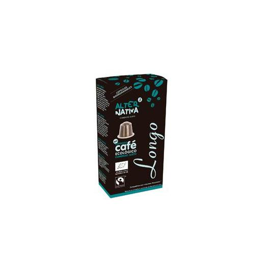 Cápsulas de Café Longo Alternativa, 10 uds 5,5 g