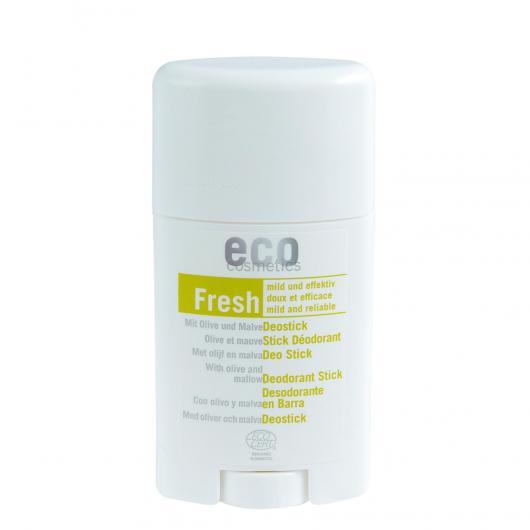 Déodorant à base de mauve et olive, EcoCosmetics 50 ml