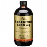 Solgar líquido L-Carnitina 1500 mg 473 ml