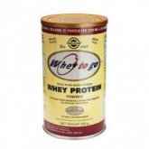Whey To Go Proteina in polvere Sapore Vainilla Solgar