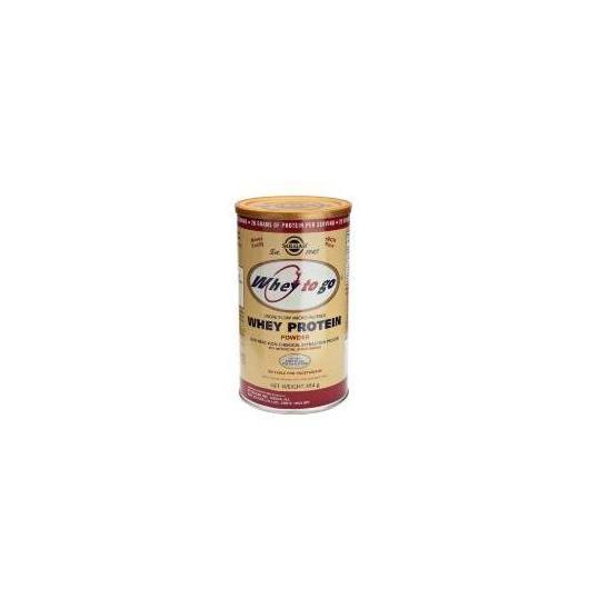 Whey To Go Proteina in polvere Sapore Cioccolato Solgar