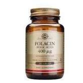 Acido folico 400 μg Solgar