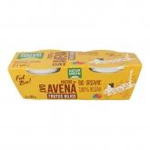 de aveia e frutas vermelhas Naturgreen, 2 x 125 g