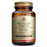 Sem corar niacina 500 mg Solgar