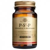 O piridoxal-5-fosfato 50 mg Solgar