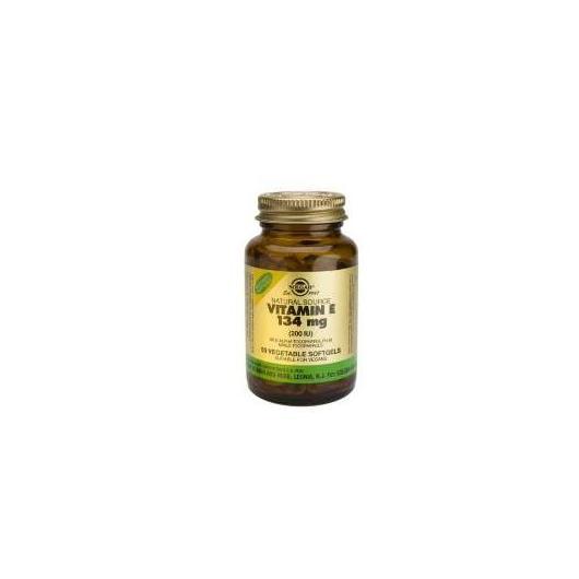 Vitamina E 134 mg 200 UI Solgar, Capsule morbidi vegetali