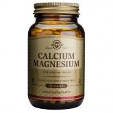 Solgar Cálcio Magnésio 100 comprimidos
