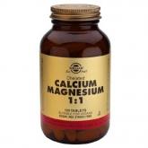 Quelatado magnésio de cálcio 1: 1 Solgar 120 Comprimidos