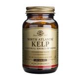 Iodo Kelp Solgar do Atlântico Norte, 250 comprimidos