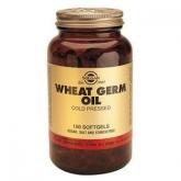 Óleo de gérmen de trigo, 100 comprimidos Solgar