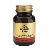 Boro 3 mg Solgar, 100 capsule vegetali