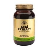 Solgar Brazilian acai berry extract 50 softgel capsules