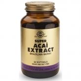 Solgar super acai extract - Brazilian berry 50 capsules