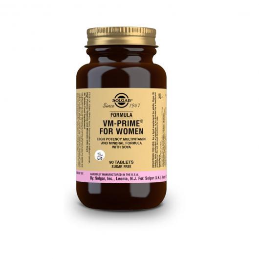 Formula VM Prime™ Women Solgar, 90 compresse