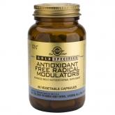 GS® Antioxidant Free Radical Modulators Solgar, 60 cápsulas