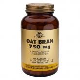 Crusca d'avena 750 mg Solgar, 100 compresse