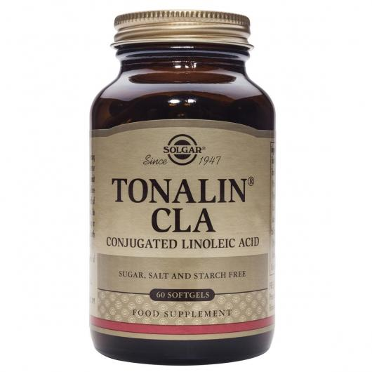 Tonalin® CLA Solgar, 60 Cápsulas Blandas