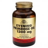 Aceite de Prímula de rosa 1300 mg Solgar, 30 cápsulas blandas