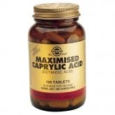 Acido caprilico Solgar, 100 compresse