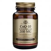 CoQ-10 200 mg 30 Cápsulas Solgar vegetais