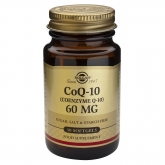 Solgar co-nzyme Q10in oil  60mg 30 softgel capsules