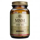 MSM (Méthylsulfonylméthane) 1000 mg Solgar, 60 comprimés
