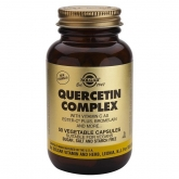 Quercitina Complex  con Ester-C Solgar, capsule vegetali