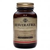 Resveratrol Solgar, 60 cápsulas vegetales