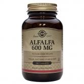 Alfalfa 600 mg Solgar, 100 comprimés