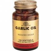 Perle di Olio di Aglio Solgar 100 capsule morbide