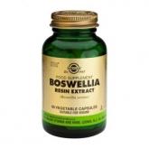 Solgar Boswellia extrato de resina, 60 cápsulas vegetais