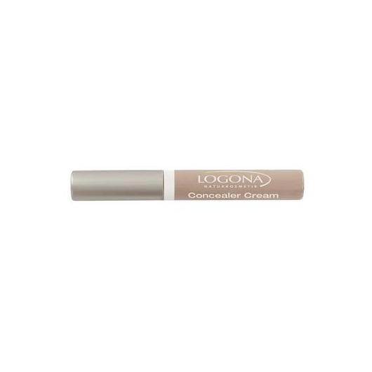 Crayon correcteur (anti-cernes) Nº 02 Light Beige Logona, 5 ml