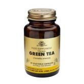 Solgar chinês chá verde, 50 cápsulas vegetais