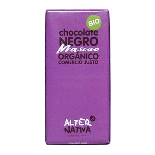 Cioccolato Fondente Mascao al 58% Alternativa, 100 g