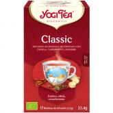 Yogi Tea BIO Classic, 17 bolsitas