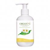 Jabón higiene íntima bio Organyc, 250ml
